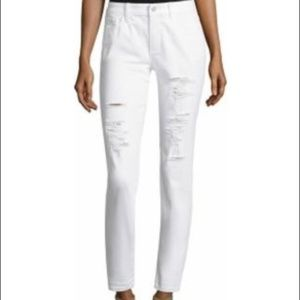 ana white distressed skinny jeans